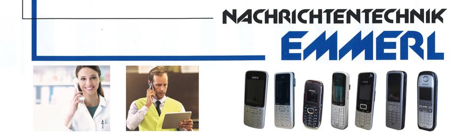 Wir reparieren Ihre Siemens Telefone